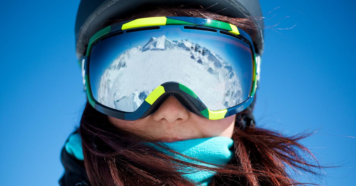 Gafas para esquiar