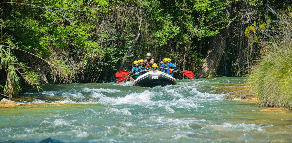Rafting Los Olivos